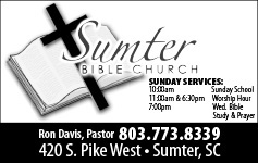 Sumter bible church
